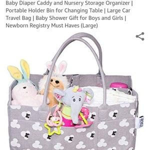 Other - Diaper or Toys Caddy